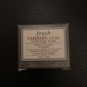 Other - Fresh Umbrian clay pore purifying face mask